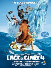 Affiche L'age de glace 4