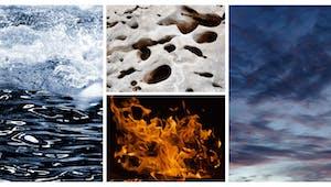 L'eau, le vent et le feu