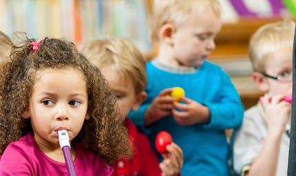 L'éducation musicale en maternelle
