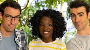 L'émission C'est pas sorcier est de retour avec 3 nouveaux présentateurs !