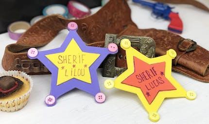 L'étoile du Shérif