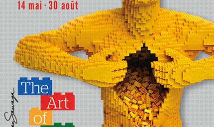 L'expo Lego : The art of the Brick