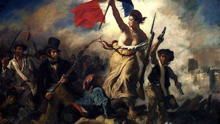 L'histoire de la révolution française