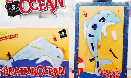 L'ONG Sea Shepherd détourne le jeu Docteur Maboul pour sauver les dauphins