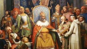 L'organisation de l'empire de Charlemagne