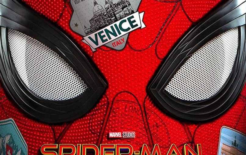 Spider-Man Far From Home bande annonce Marvel