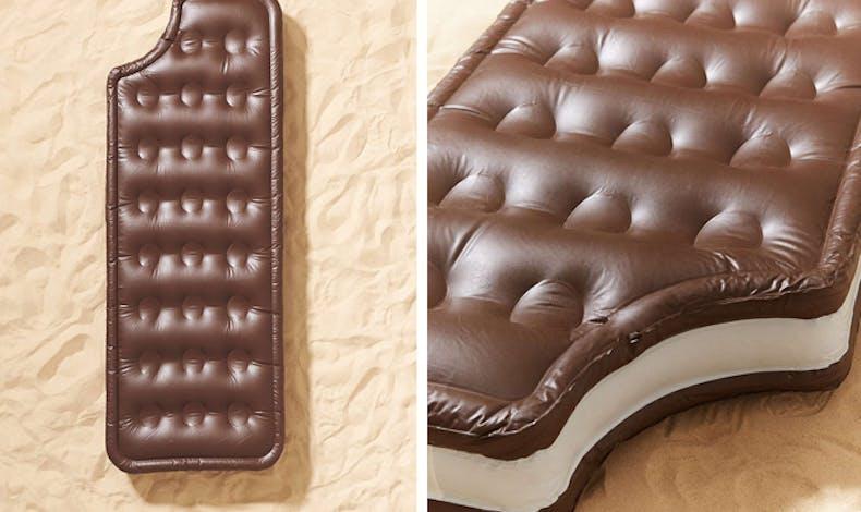 La bouée barre de chocolat