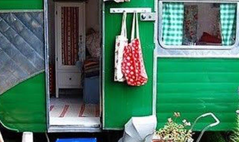 La cabane caravane
