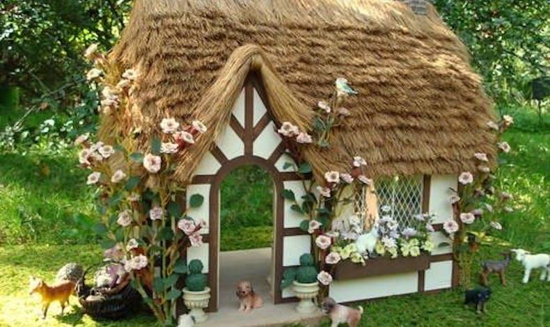 La cabane maison de campagne