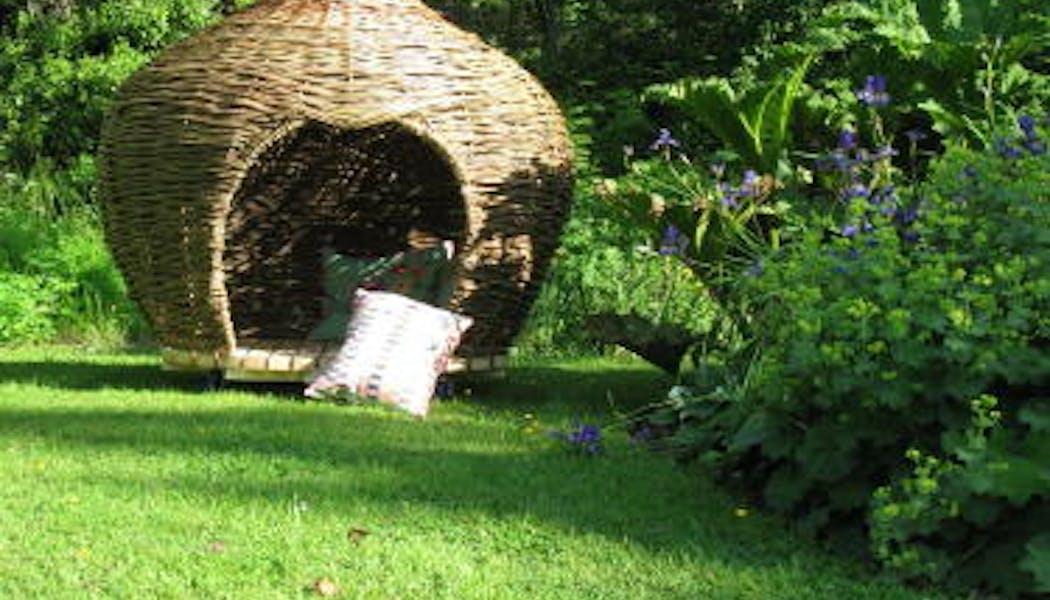 La cabane oignon