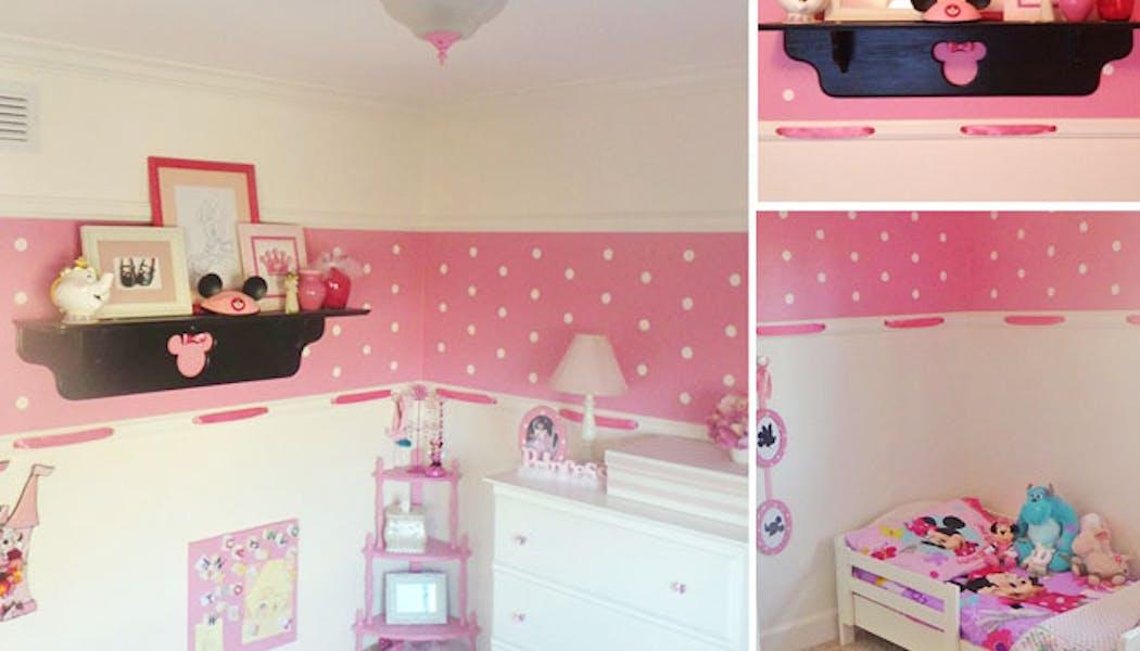 La chambre Minnie