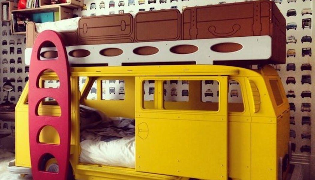La chambre Van