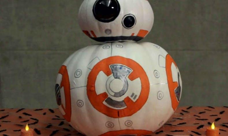 La citrouille BB-8