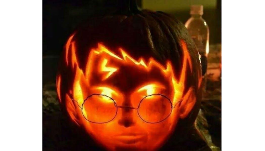 La citrouille Harry Potter