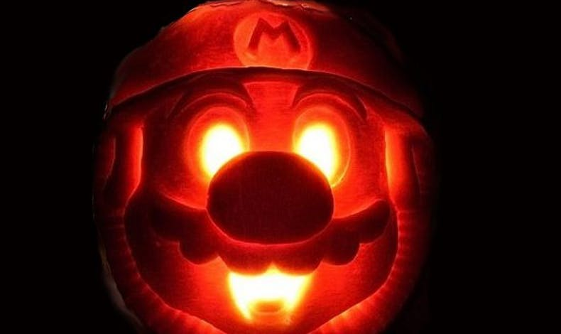 La citrouille Nintendo