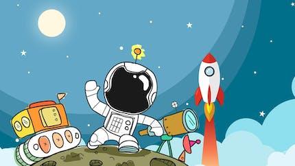 La combinaison spatiale, l'équipement indispensable de l'astronaute