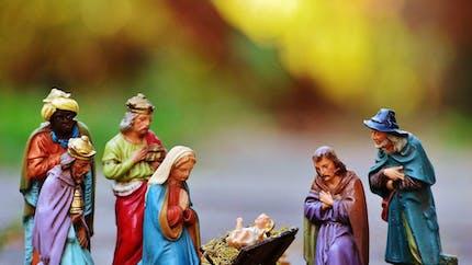 La crèche, un poème à découvrir pendant les fêtes de Noël