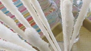 La cristallisation du sucre