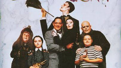 La Famille Addams de retour au cinéma film       d'animation