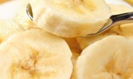 La glace Yaourt Banane de Méli