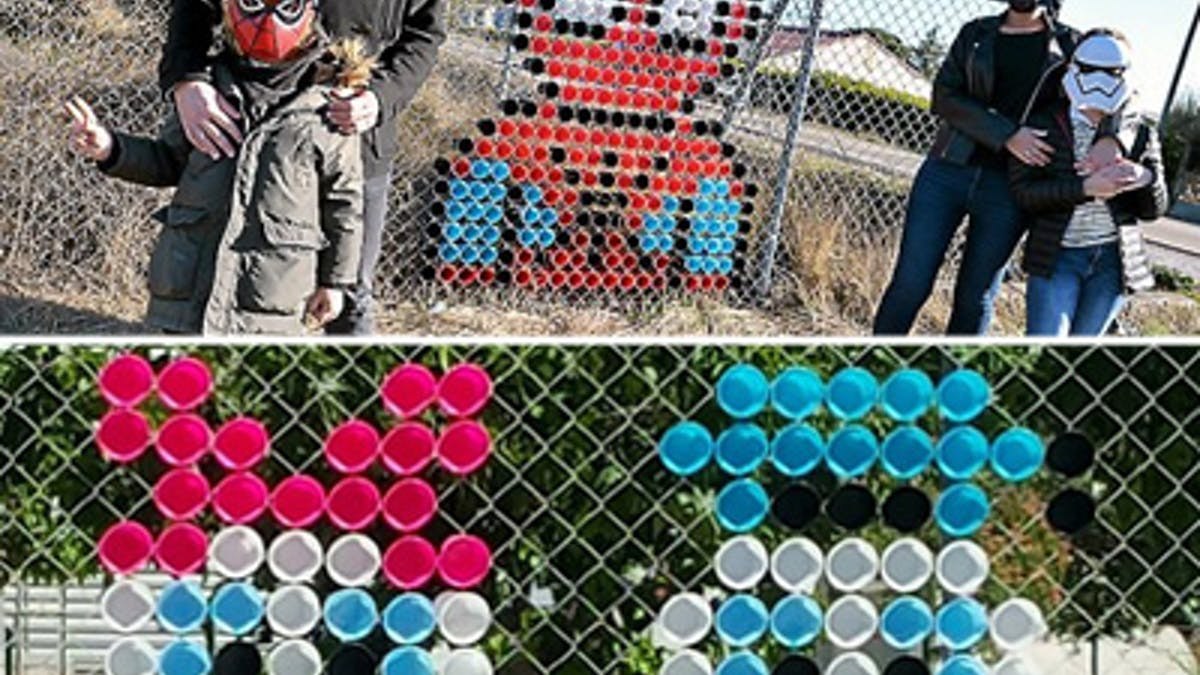gobifamily famille du gard street art gobelets