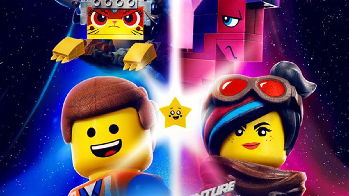 La Grande Aventure Lego 2 bande annonce affiche