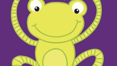 Comptine La grenouille et le gros boeuf