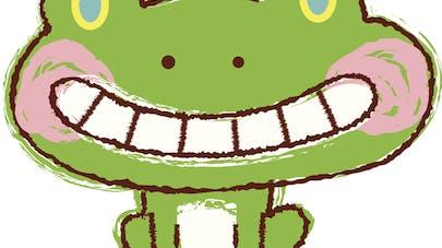 Comptine le jeune grenouille