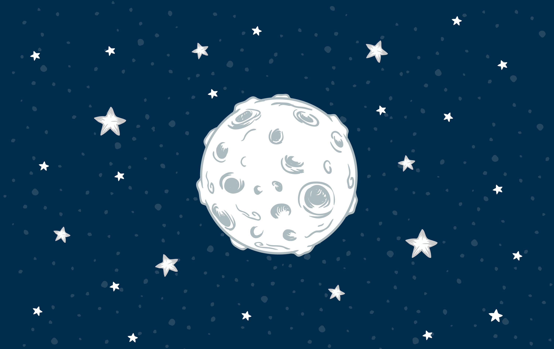 La Lune Qu Est Ce Que C Est Momes Net
