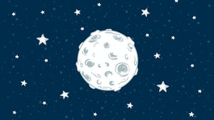 La lune : caractéristiques et phases