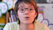 """""""La Maîtresse Part en Live"""", l'enseignante qui cartonne sur YouTube sera diffusée également sur Momes tous les jours à 15h !"""
