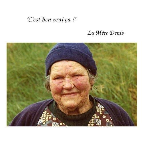 La Mère Denis (publicité Vedette)