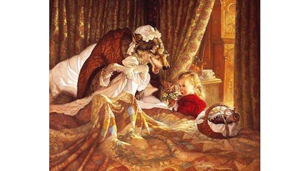La Mère-Grand (Le Petit Chaperon Rouge)