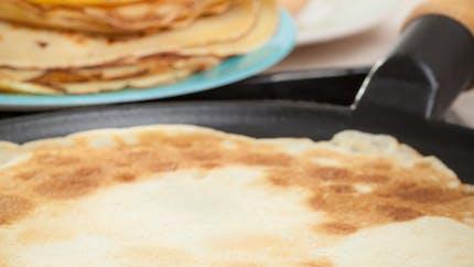 La pâte à crêpes sans gluten