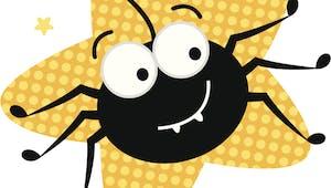 La petite araignée