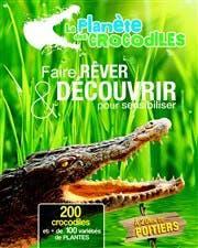 Image La Planète des Crocodiles