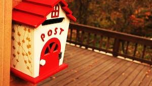 La poste court