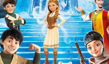 La Princesse des Glaces - Le Monde Des Miroirs Magiques