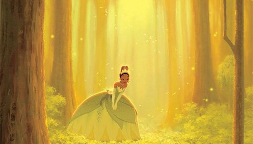 La Princesse et la Grenouille : Princesse       Tiana