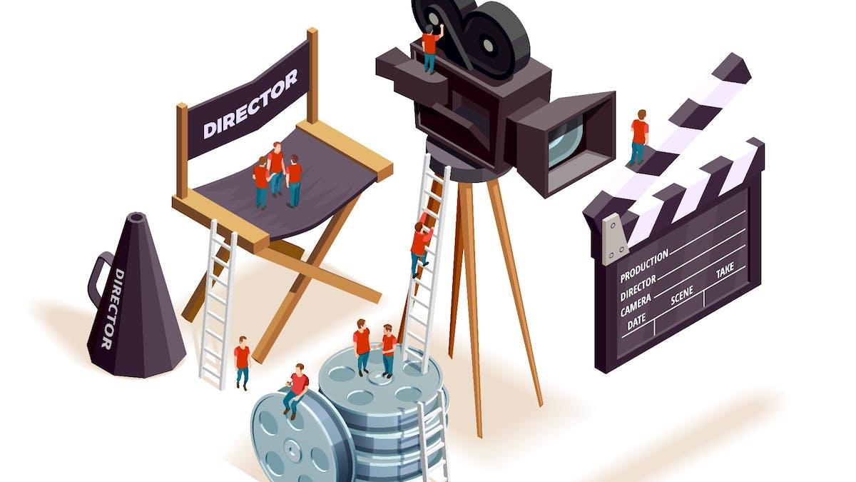 La réalisation d'un film