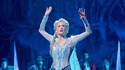 La Reine des Neiges comédie musicale Broadway