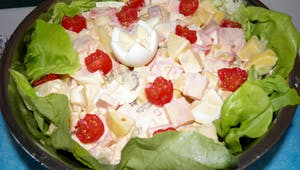 La salade piémontaise, une recette consistante et facile à faire