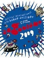 Affiche La sélection jeunesse du festival BD - Angoulême       2009