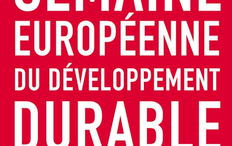 La semaine du développement durable