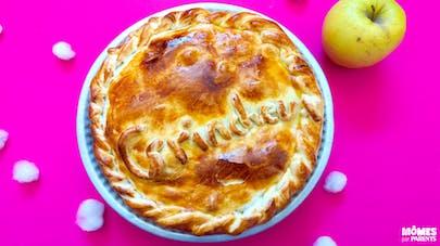 apple pie blanche neige