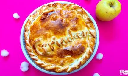 La tarte aux pommes de Blanche Neige (Apple pie)