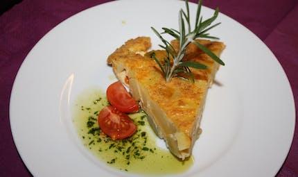 La tortilla espagnole, il n'y a rien de plus facile !