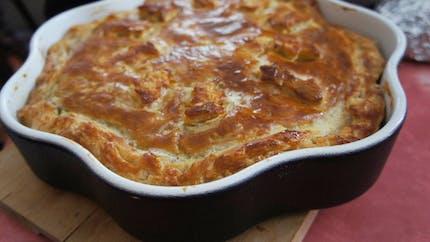 La tourte au thon, une recette simple à faire en famille