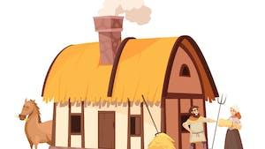 Qu'elle était la vie des paysans au Moyen-Âge ?