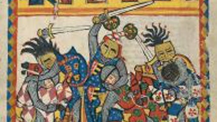 La vie des seigneurs au Moyen Age : exercice